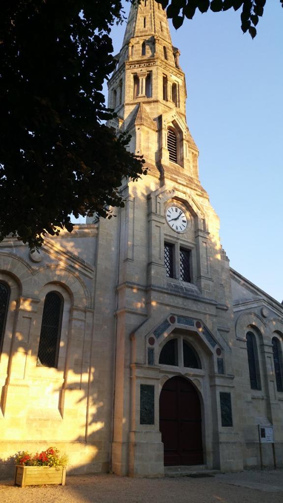 Eglise Sauternes